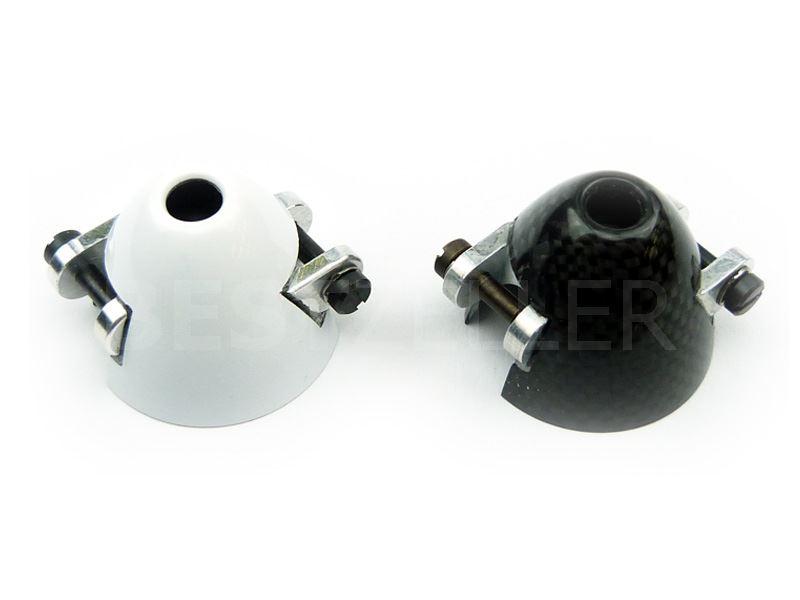 Lieferung je nach Verfügbarkeit in weiß oder CFK-Optik