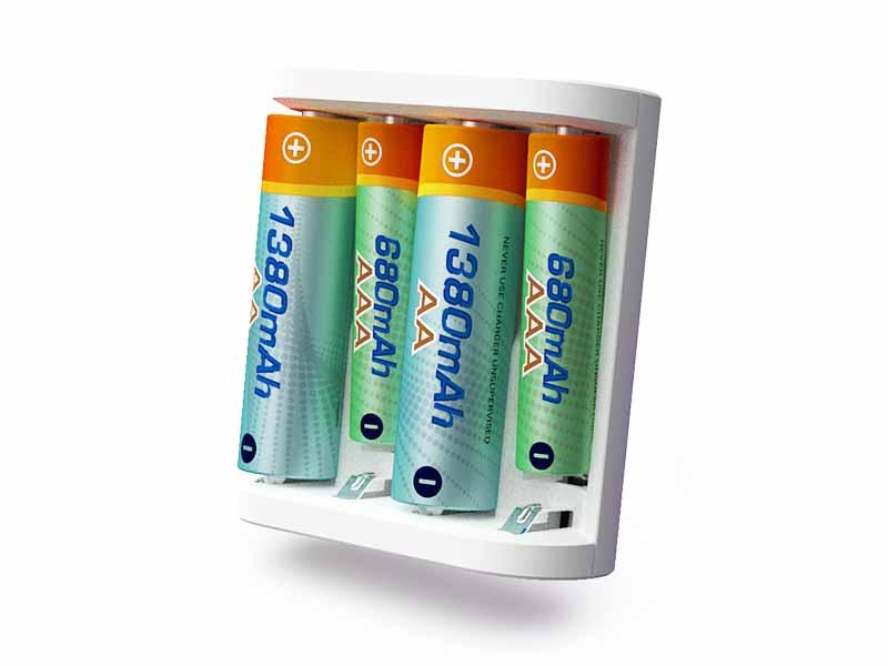 Lieferung erfolgt ohne Batterien / Akkus!