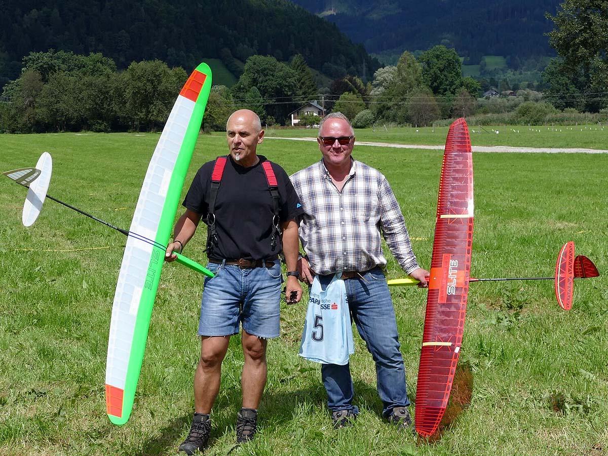Josef Gergetz und Josef Schwaiger - 3. XEIS Pokal 2018
