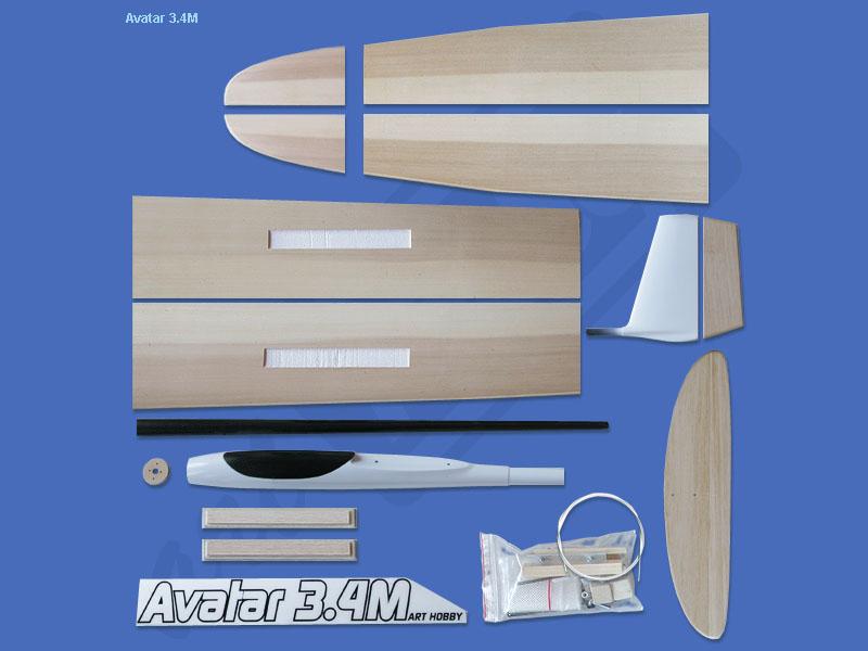 Abbildung zeigt Flächenmittelteile mit ausgeschnittenen Spoiler (nicht ausgeschnitten und nicht enthalten)!